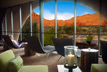 Relax at Red Mountain Resort.