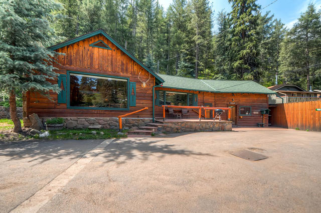 colorado bear creek cabins evergreen co resort