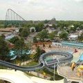 Aerial View of Darien Lake Resort