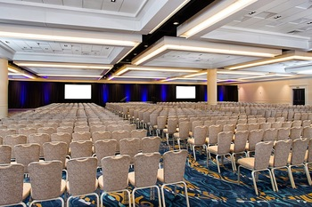 Conference at Manchester Grand Hyatt San Diego.