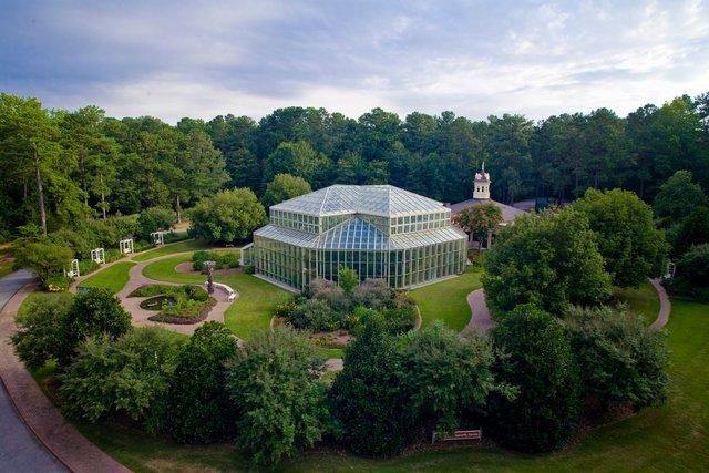 Callaway gardens weddings reviews garden ftempo for Lodge and spa callaway gardens