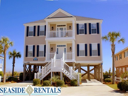 Surfside Beach Vacation Als House Blessed View In Sc