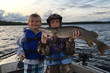Family Fishing on Lake Vermilion