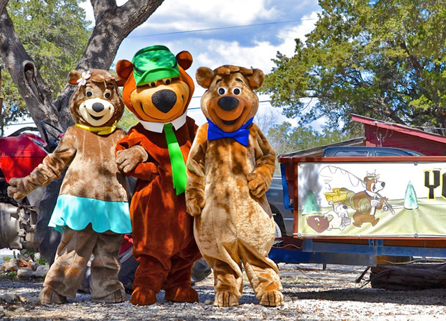 Yogi Bear's Jellystone Park Hill Country (Canyon Lake, TX ...